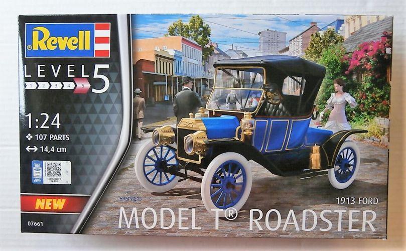 REVELL 1/24 07661 1913 FORD MODEL T ROADSTER