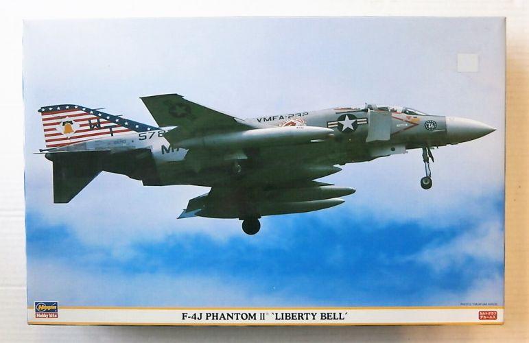HASEGAWA 1/48 09509 F-4J PHANTOM II LIBERTY BELL