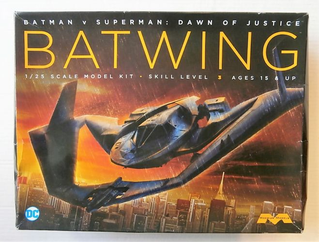 MOEBIUS 1/25 969 BATMAN V SUPERMAN DAWN OF JUSTICE BATWING