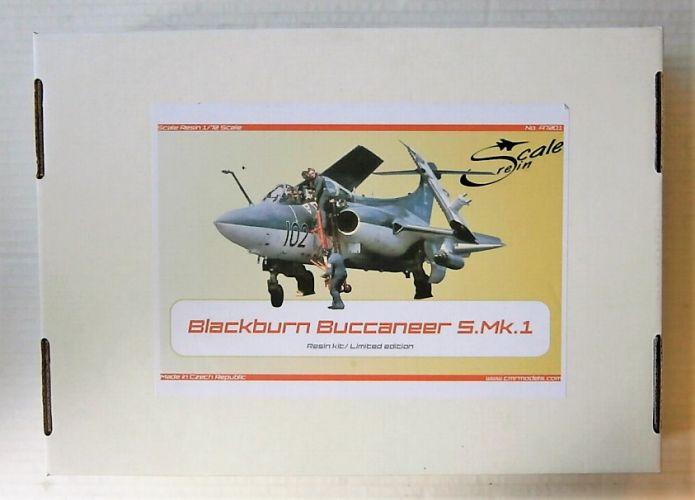 SCALE RESIN 1/72 7201 BLACKBURN BUCCANEER S MK.1