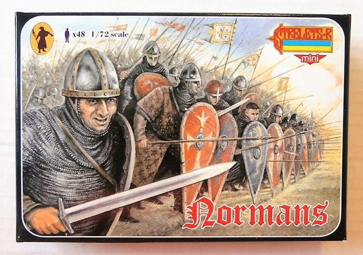 STRELETS 1/72 001 NORMANS