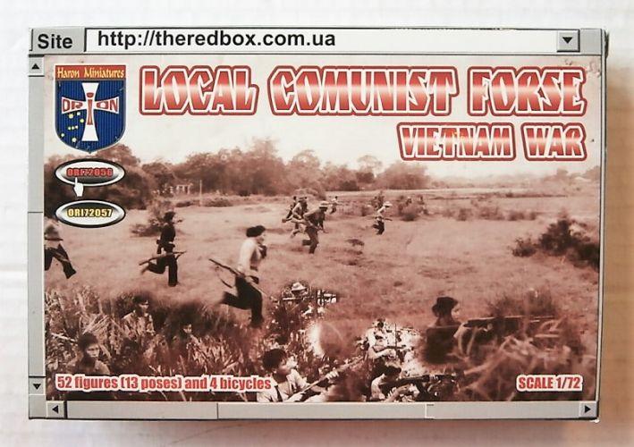 ORION 1/72 72056 LOCAL COMMUNIST FORCE VIETNAM WAR