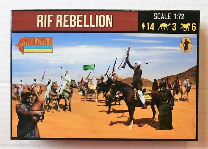 STRELETS 1/72 191 RIF REBELLION