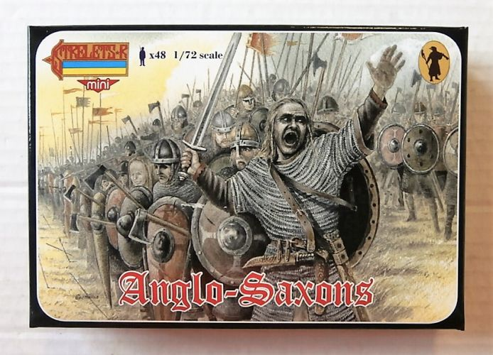 STRELETS 1/72 003 ANGLO-SAXONS