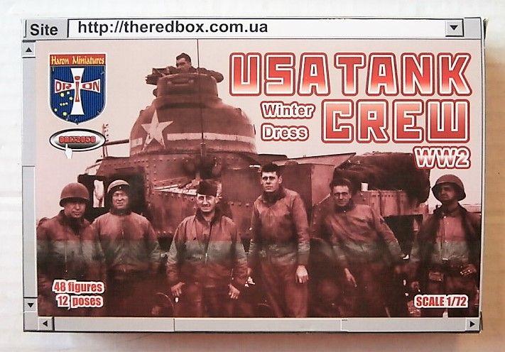 ORION 1/72 72050 USA TANK CREW WINTER DRESS WWII