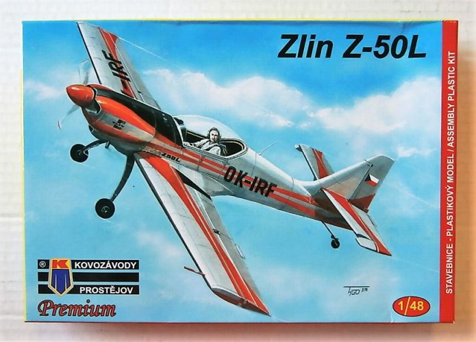 KP 1/48 4811 ZLIN Z-50L