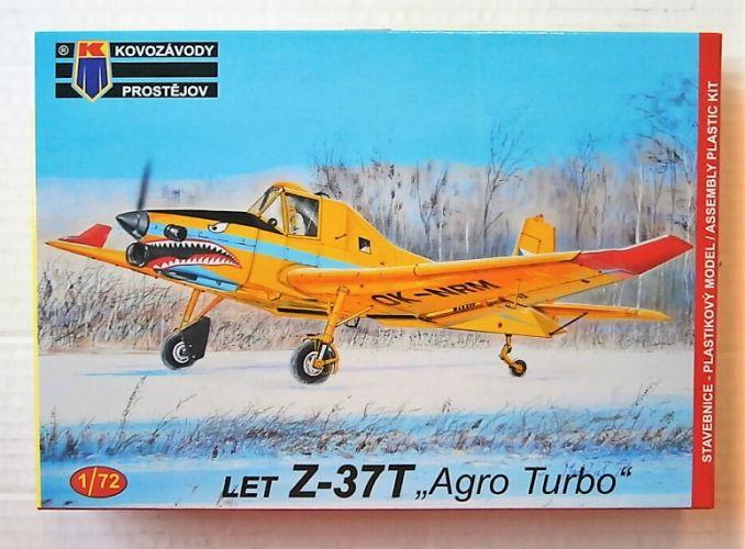 KP 1/72 0145 LET Z-37T AGRO TURBO