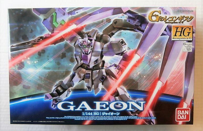 BANDAI 1/144 0194867 GUNDAM GAEON