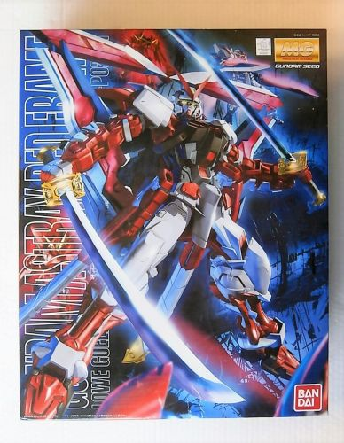 BANDAI 1/100 0162047 GUNDAM ASTRAY RED FRAME MBF-P02KAI