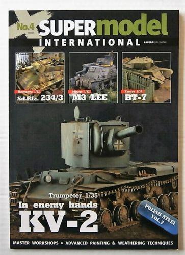 CHEAP BOOKS  ZB3134 SUPERMODEL INTERNATIONAL No 4 - POLISH STEEL VOL 2