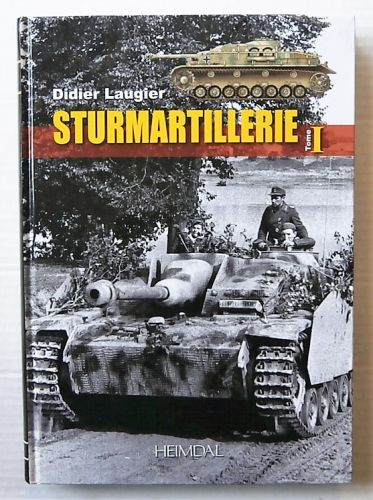 CHEAP BOOKS  ZB3131 STURMARTILLERIE - DIDIER LAUGIER  FRENCH TEXT