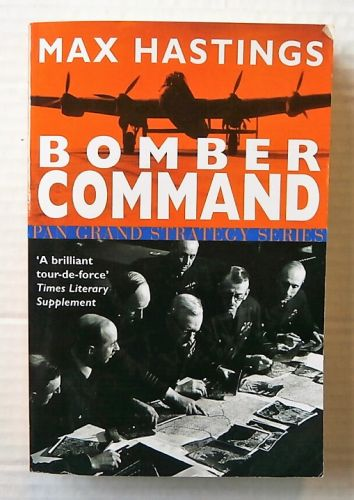 CHEAP BOOKS  ZB3112 BOMBER COMMAND - MAX HASTINGS