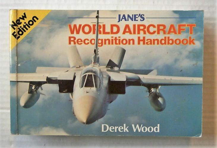 CHEAP BOOKS  ZB3108 NEW EDITION JANES WORLD AIRCRAFT RECOGNITION HANDBOOK - DEREK WOOD