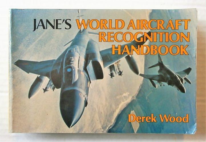 CHEAP BOOKS  ZB3107 JANES WORLD AIRCRAFT RECOGNITION HANDBOOK - DEREK WOOD