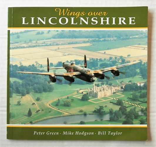 CHEAP BOOKS  ZB3099 WINGS OVER LINCOLNSHIRE - PETER GREEN