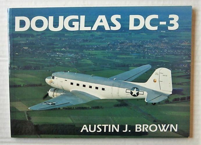 CHEAP BOOKS  ZB3097 DOUGLAS DC-3 - AUSTIN J BROWN