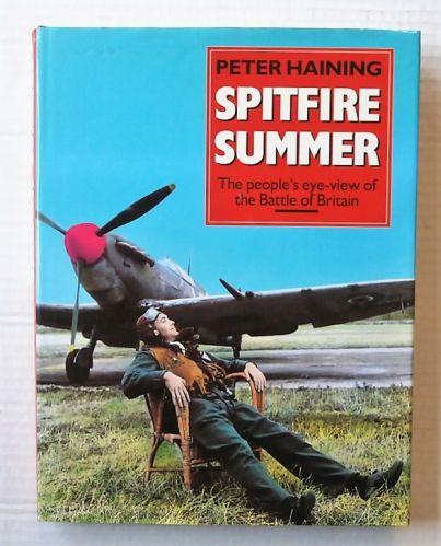 CHEAP BOOKS  ZB3094 SPITFIRE SUMMER - PETER HAINING