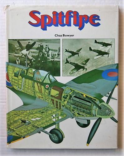 CHEAP BOOKS  ZB3055 SPITFIRE - CHAZ BOWYER