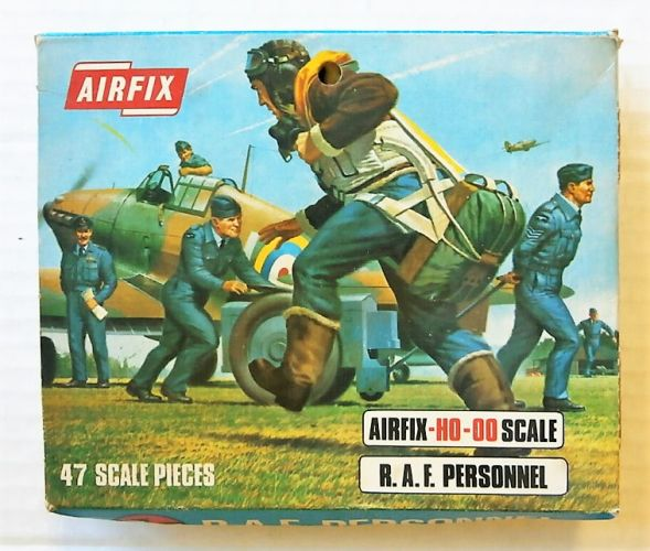 AIRFIX HO/OO S47 RAF PERSONNEL