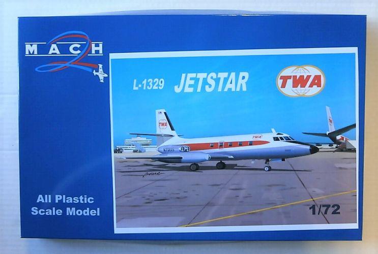MACH 1/72 GP090 L-1329 JETSTAR TWA
