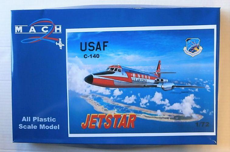 MACH 1/72 GP094 L-1329 JETSTAR USAF C-140