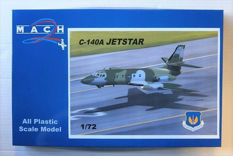 MACH 1/72 GP093 L-1329 JETSTAR C-140A