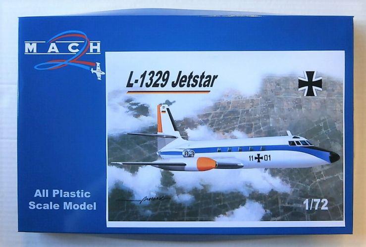 MACH 1/72 GP092 L-1329 JETSTAR LUFTWAFFE