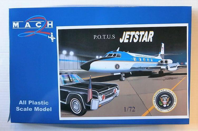 MACH 1/72 GP091 L-1329 JETSTAR P.O.T.U.S.