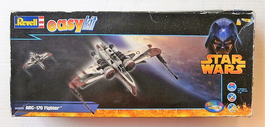 REVELL  06653 STAR WARS ARC-170 FIGHTER