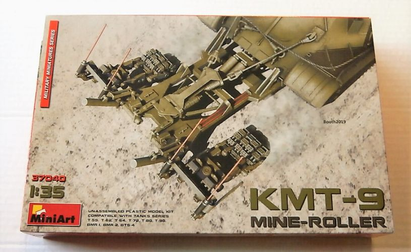 MINIART 1/35 37040 KMT-9 MINE-ROLLER