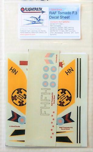 FLIGHTPATH 1/32 2376. 3202 RAF TORNADO F.3