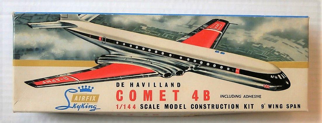 AIRFIX 1/144 SK-500 DE HAVILLAND COMET 4B