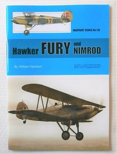 WARPAINT  116. HAWKER FURY   NIMROD