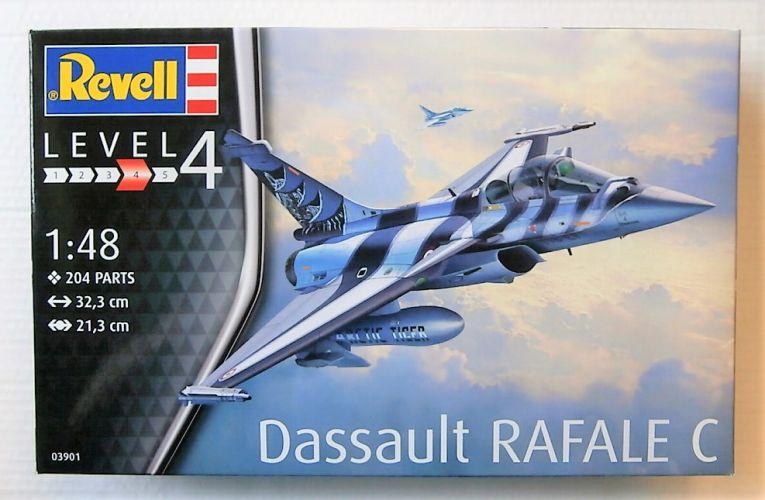 REVELL 1/48 03901 DASSAULT RAFALE C