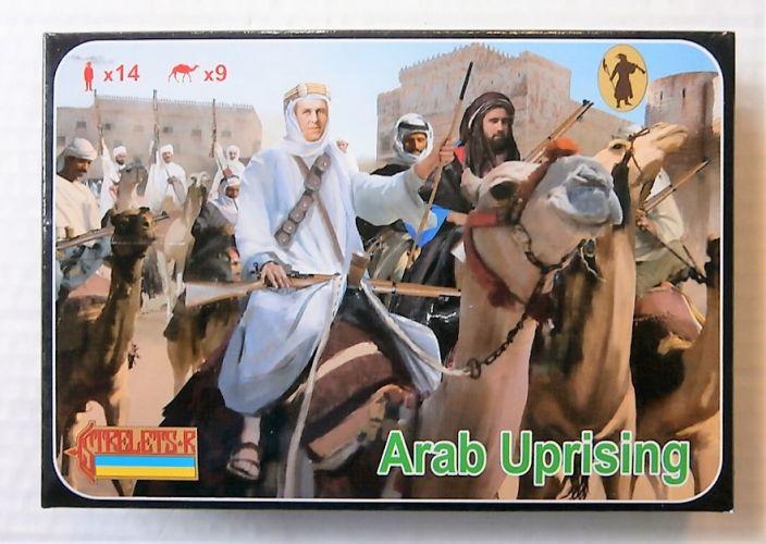 STRELETS 1/72 172 ARAB UPRISING