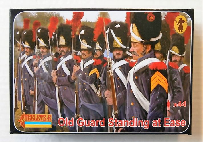 STRELETS 1/72 170 OLD GUARD STANDING AT EASESTRE