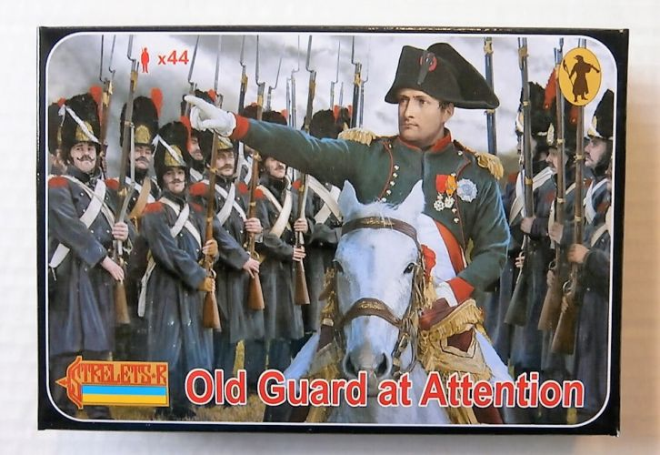 STRELETS 1/72 171 OLD GUARD AT ATTENTION