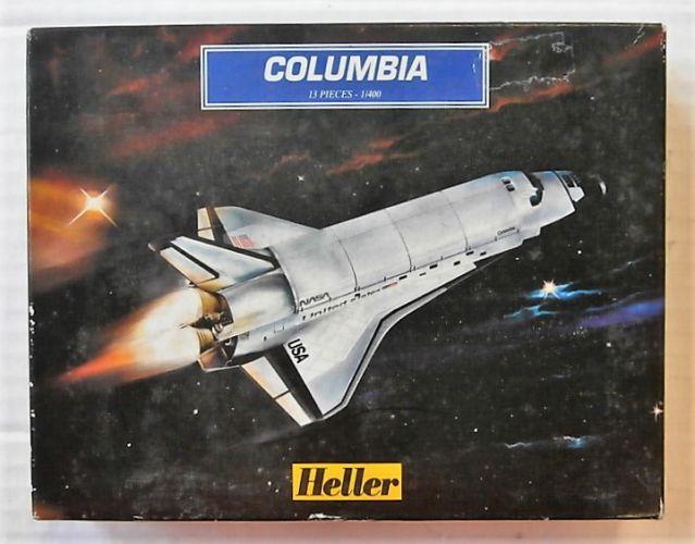 HELLER 1/400 79726 COLUMBIA