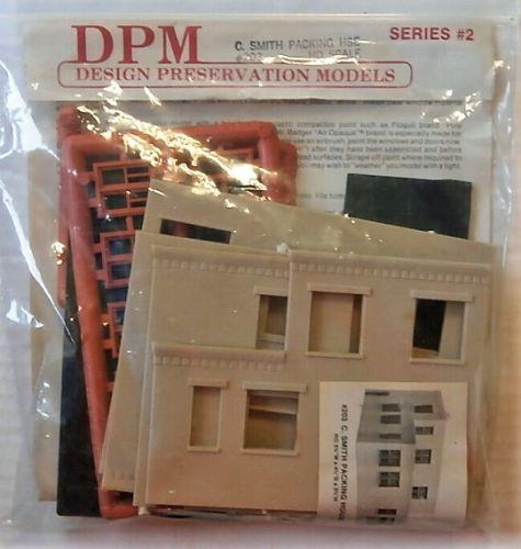 DPM HO 203 C.SMITH PACKING HOUSE