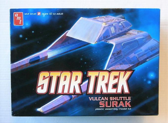 AMT  641 STAR TREK VULCAN SHUTTLE SURAK