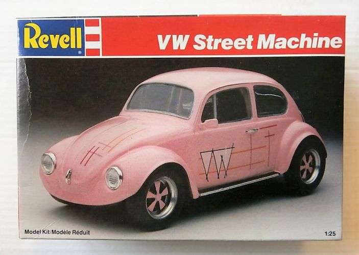 REVELL 1/25 7143 VW STREET MACHINE