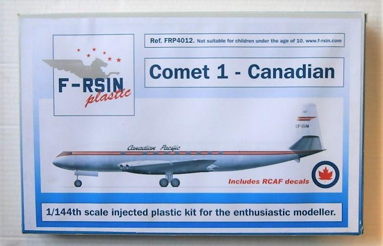 F-RSIN 1/144 4012 COMET 1 CANADIAN