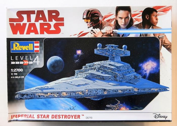 REVELL 1/2700 06719 STAR WARS IMPERIAL STAR DESTROYER  UK SALE ONLY