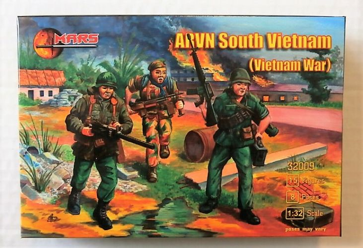 MARS 1/32 32009 AVRN SOUTH VIETNAM - VIETNAM WAR