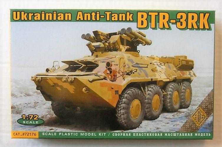 ACE 1/72 72176 BTR-3RK