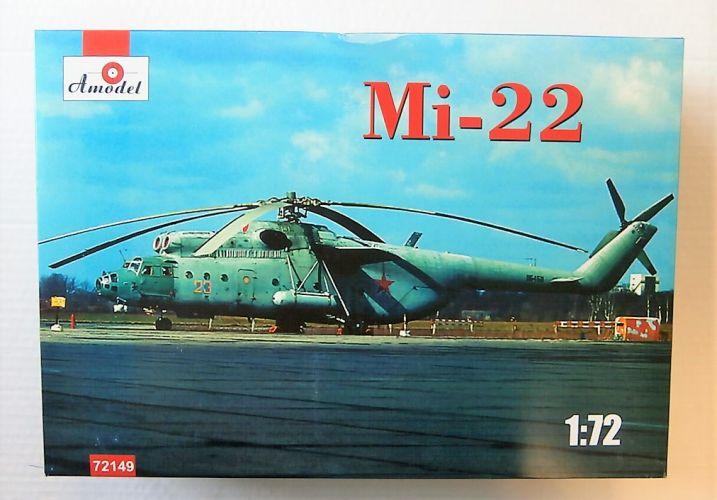 A MODEL 1/72 72149 MI-22