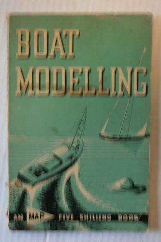 CHEAP BOOKS  ZB3360 BOAT MODELLING