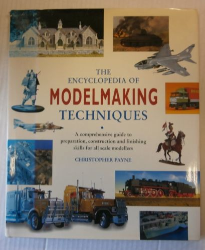 CHEAP BOOKS  ZB3359 THE ENCYCLOPEDIA OF MODEL MAKING TECHNIQUES