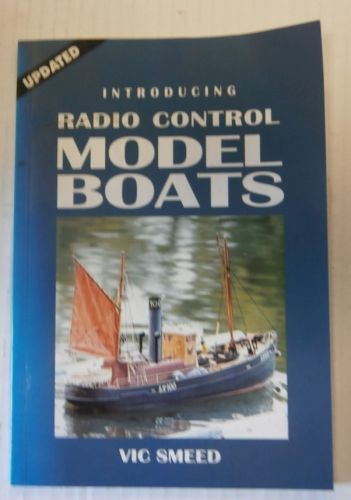 CHEAP BOOKS  ZB3355 INTRODUCING RADIO CONTROL MODEL BOATS