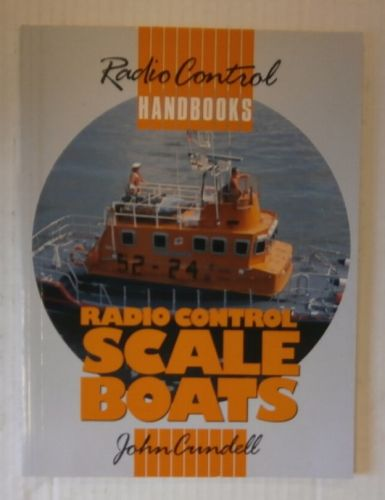 CHEAP BOOKS  ZB3352 RADIO CONTROL SCALE BOATS - JOHN CUNDELL